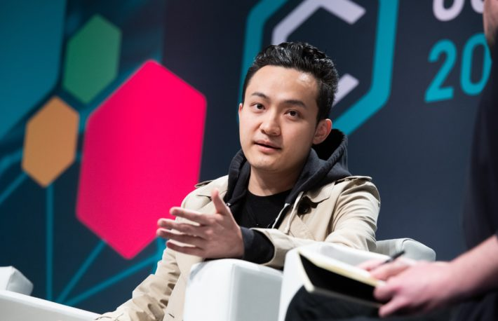Justin Sun At VBW Explains Company's Partnership With Steemit Inc