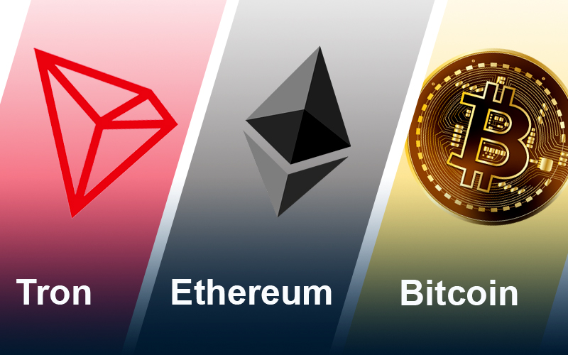 CCID Results Good News For Tron And Ethereum, Not Bitcoin