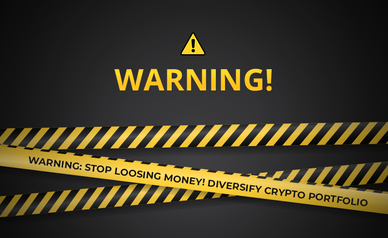 Want To Stop Losing Your Money? Diversify Cryptocurrency Portfolio!