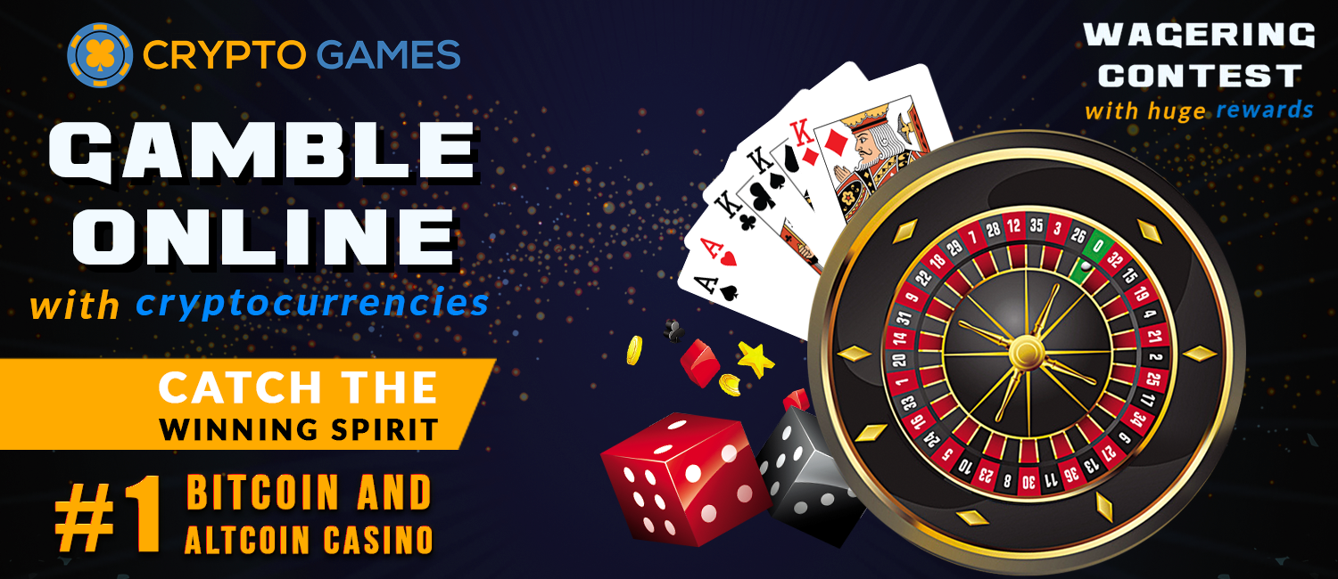 CryptoGames: The New Dark Horse of Online Gambling