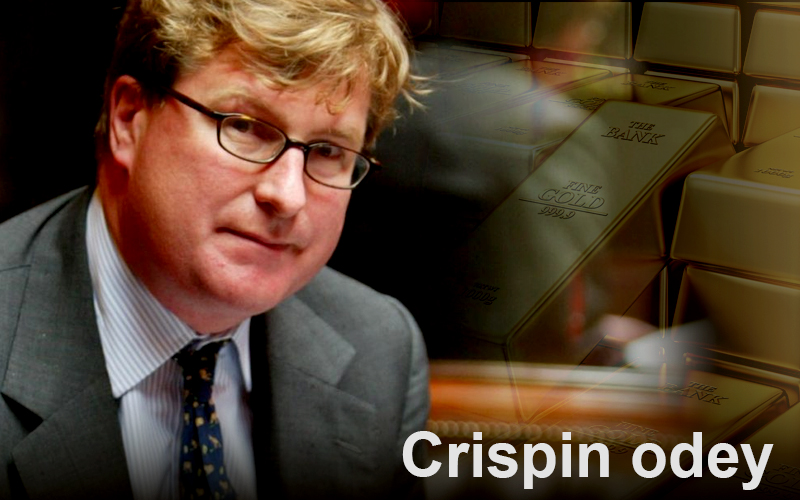 Crispin Odey Feels US Fed Might Confiscate Gold