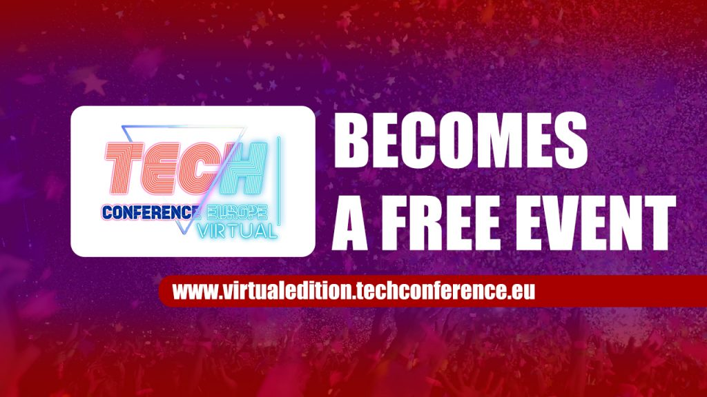 TCE2020 Virtual becomes a free event thanks to Deal Room Events
