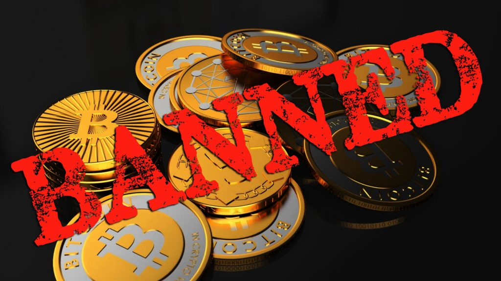 Countries Where Cryptocurrency Is Still Not Accepted