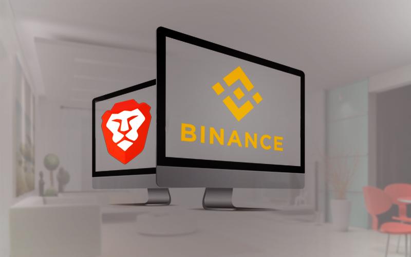 Brave New Version Has Binance Widget For Desktop Users