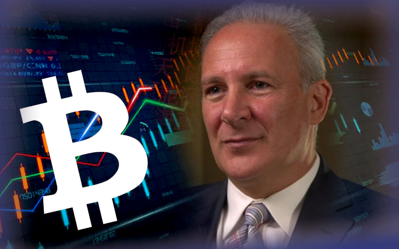 Peter Schiff Believes the Collapse of Bitcoin is Inevitable