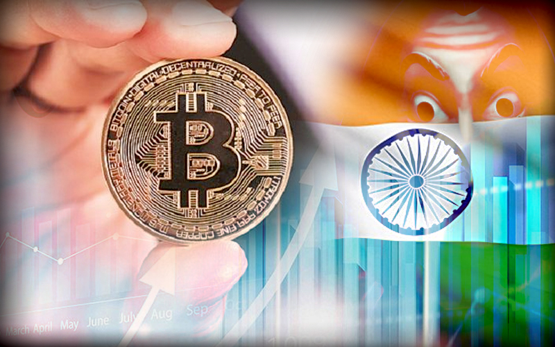Bitcoin Trending on Twitter More than Money Heist in India