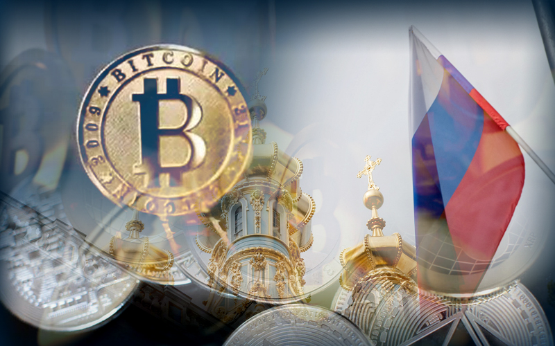 Draft Criminalising Bitcoin's Transactions Moved in Russia