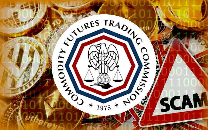 CFTC Charges Firm Involved in Binary Options And Crypto Scams