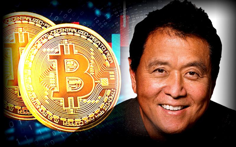 Robert Kiyosaki Sure Bitcoin Would Hit $75k in 3 Years
