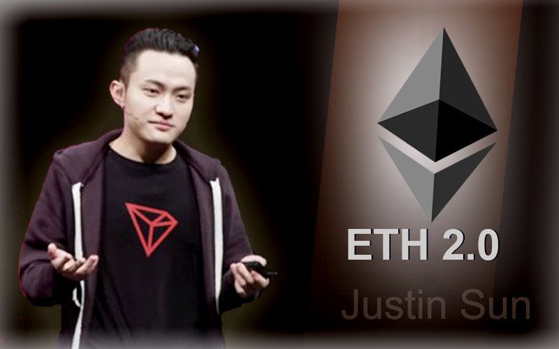 Justin Sun Allegedly Buys Bot Votes For His Tron 4.0 vs Ethereum 2.0 Twitter Poll