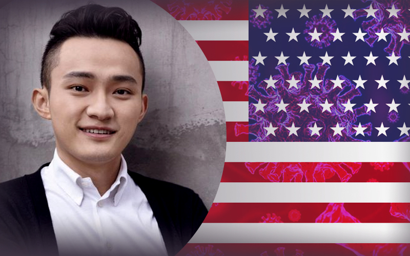 Justin Sun Receives $2 million From FED's Relief Fund