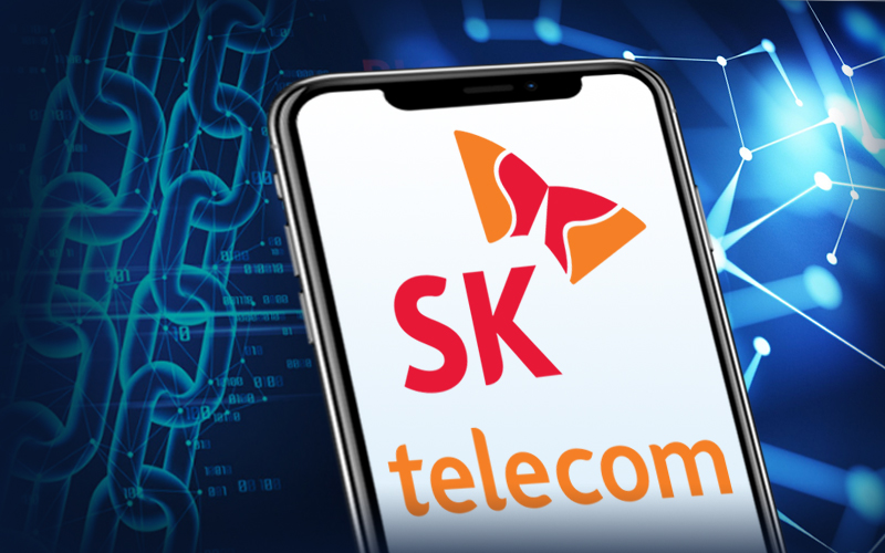 SK Telecom Launches First 5G Phone Powered by Blockchain