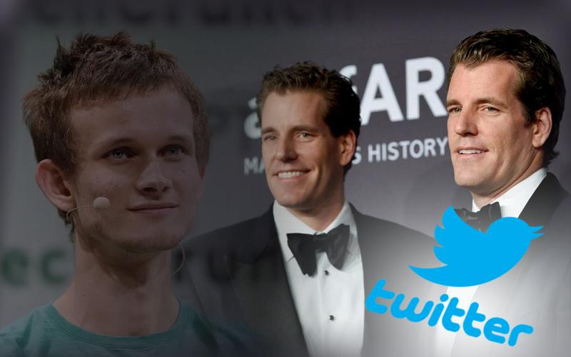 Winklevoss Twin And Vitalik Buterin Share Their Views On Twitter Censorship