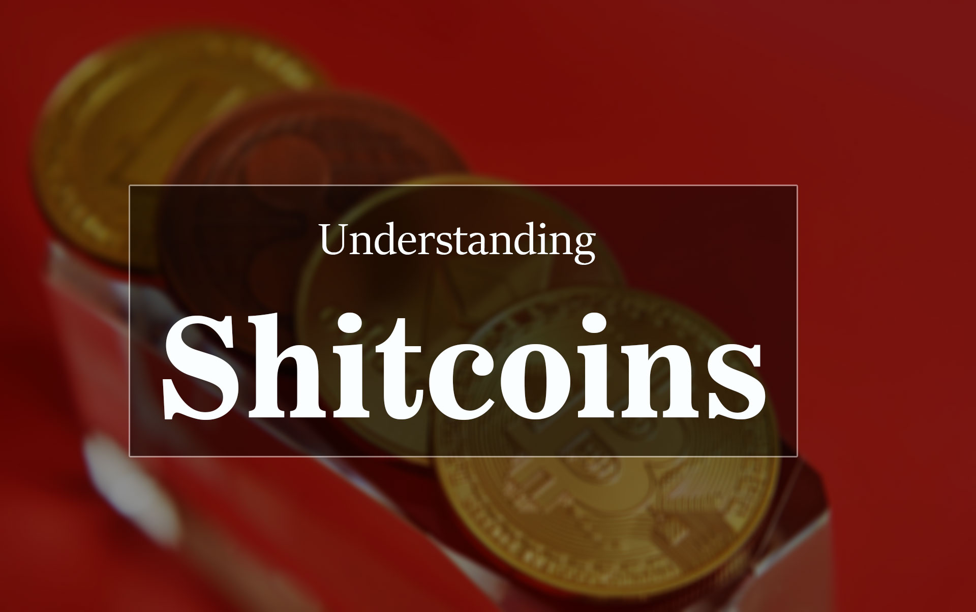 Enhance Your Crypto Knowledge By Understanding Shitcoins