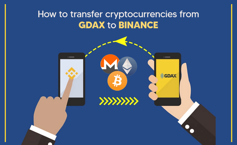 How To Transfer From GDAX To Binance? | Step-by-Step Tutorial
