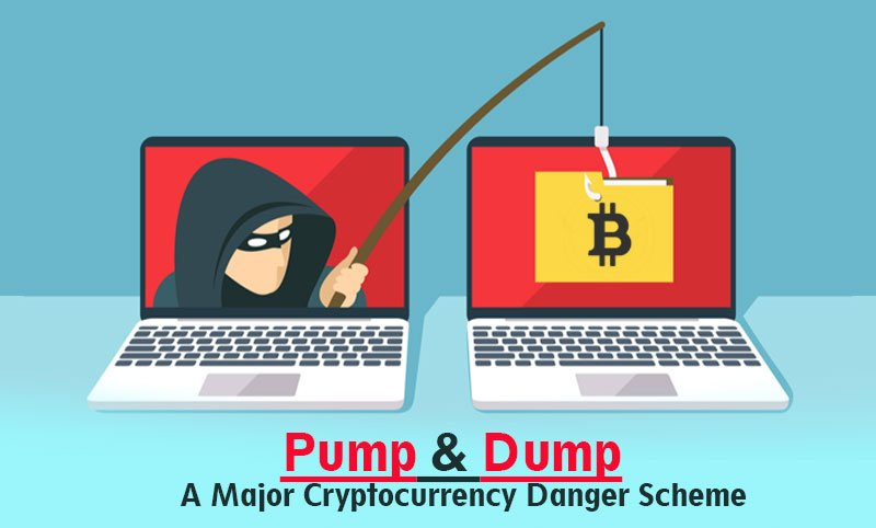 Pump And Dump: A Major Cryptocurrency Danger Scheme