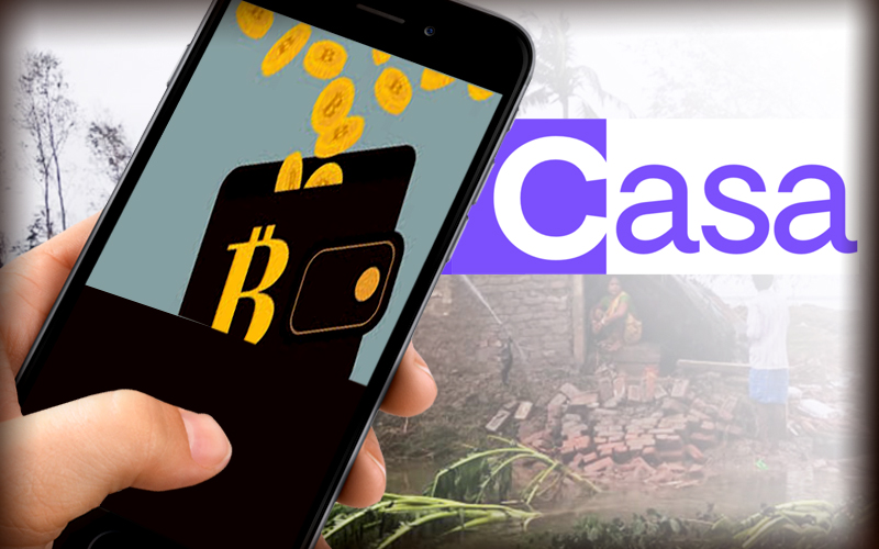 Casa Releases New Bitcoin Wallet Centred on Privacy