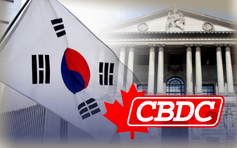 Bank of Korea Launches 10-Year Blockchain and CBDC Project