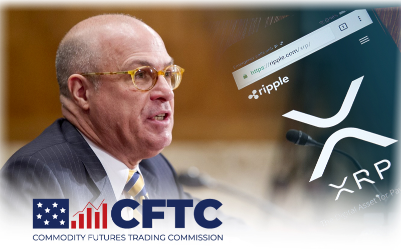 Former CFTC Chairman Believes XRP Is Alternative Currency And Not Security