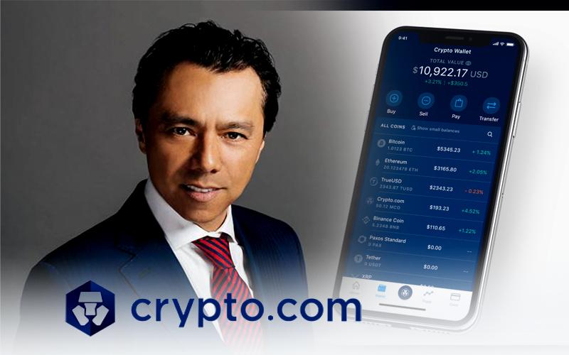 Antonio Alvarez New Chief Compliant Officer of Crypto.com