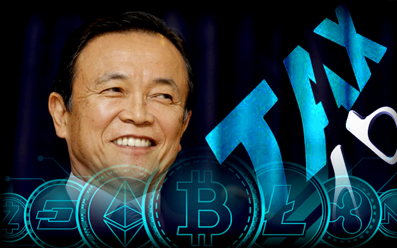 Finance Minister Of Japan Taro Aso Suggests To Not Lower Crypto Tax