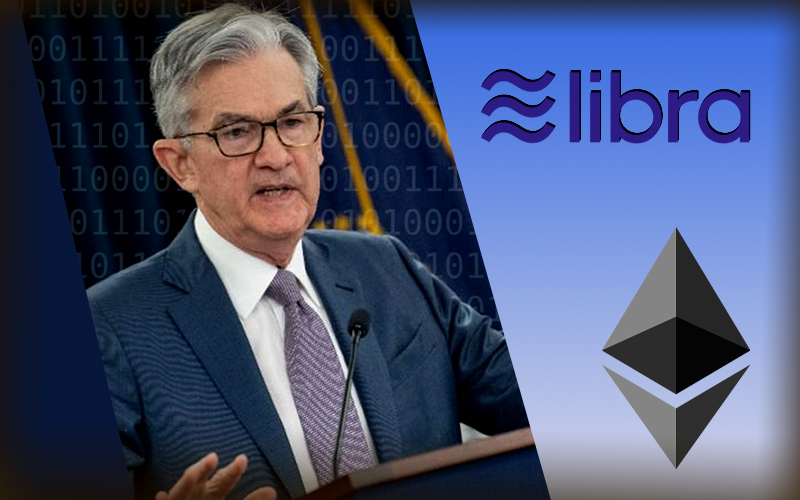 Jerome Powell Advices To Leverage Ameribor-An Ehtereum-Based Libor As Replacement