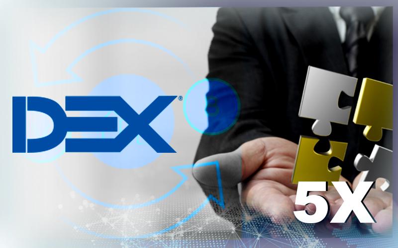 DEX Tokens Surpasses Centralized Exchanges Tokens, Reports Messari