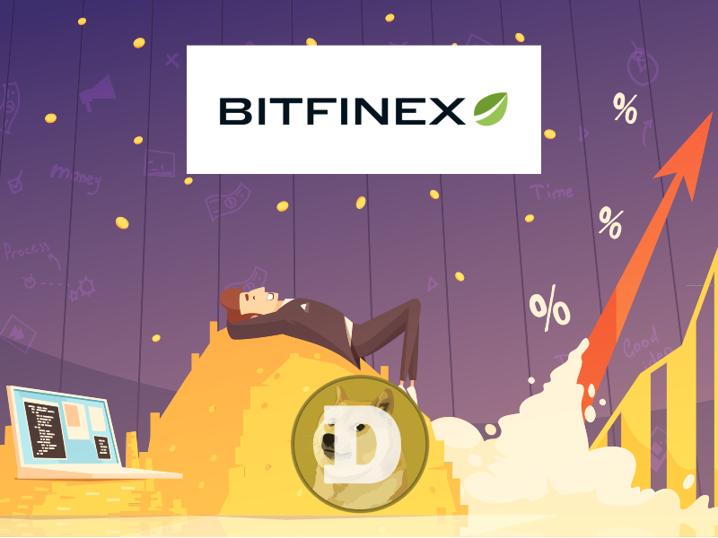 Dogecoin Value Reaches Over $0.005, Bitfinex Announces To List It