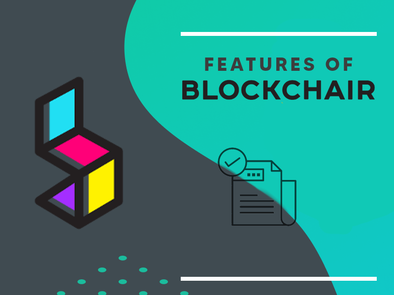 Features of blockchair