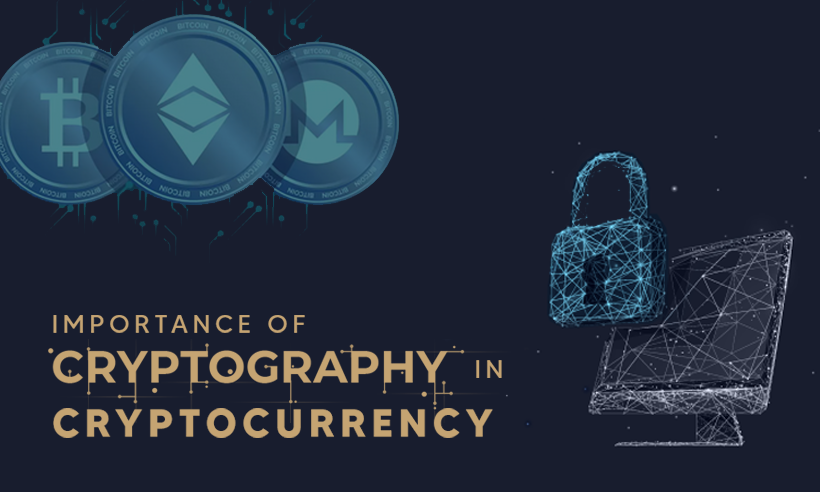 Cryptography In Cryptocurrency | Crypto Guide For Beginners