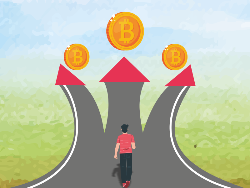 What are the popular ways to earn bitcoins?