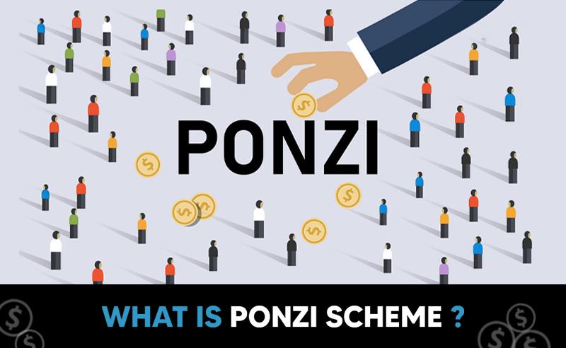 What is ponzi scheme Bitcoin scandal