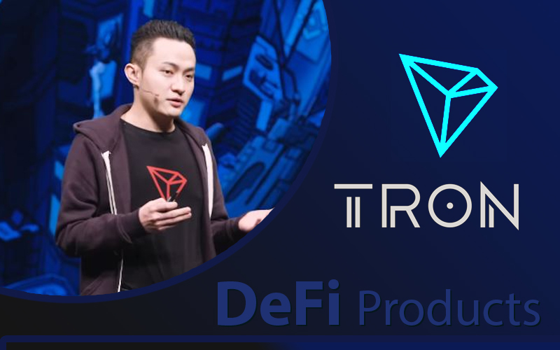 Justin Sun Announces Three New DeFi Products