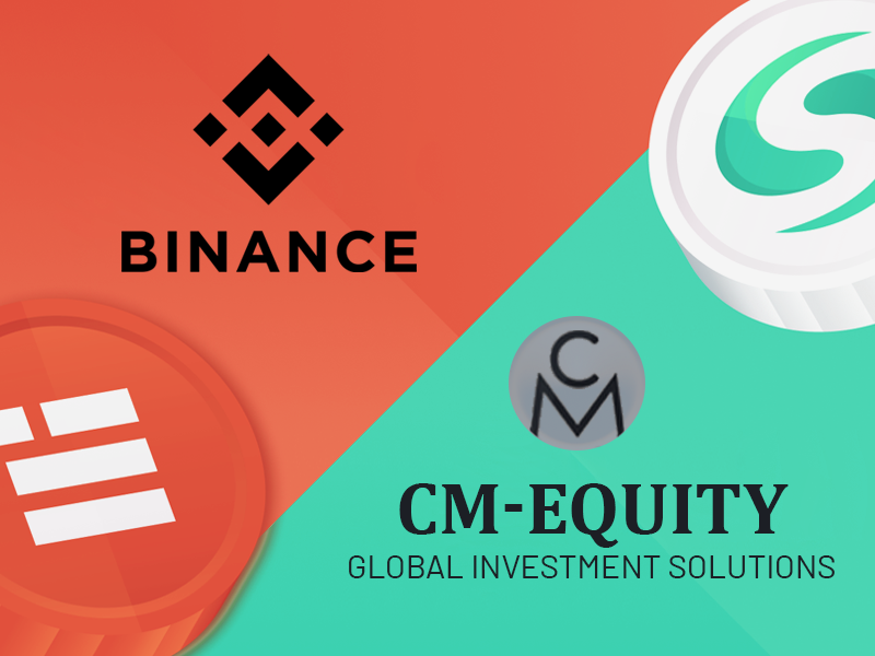 Binance Integrates With CM-Equity To Expand Its Services In Europe