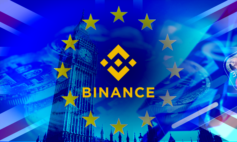 Binance Introduces Binance Card Powered By Swipe, In Europe And UK