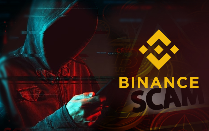 Binance Report Demonstrating Fraudulent Crypto Investment Schemes
