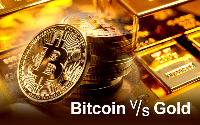 Bitcoin vs Gold Argument: Why Bitcoin is Better Than Gold