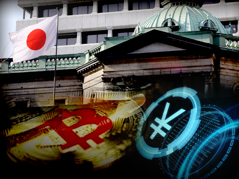 Bank of Japan Gearing Up For Issuing Digital Currency