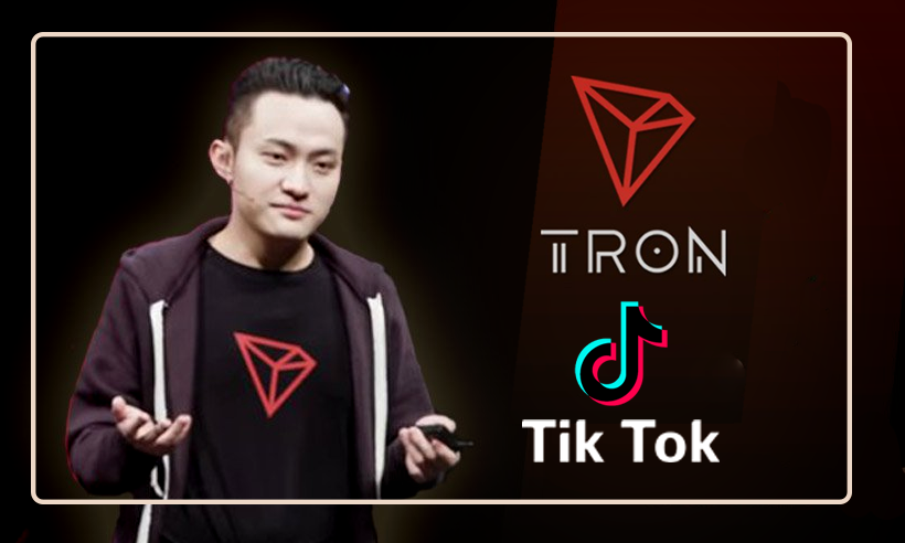 Tron's Founder Justin Sun Willing To Use TikTok For Promoting BitTorrent