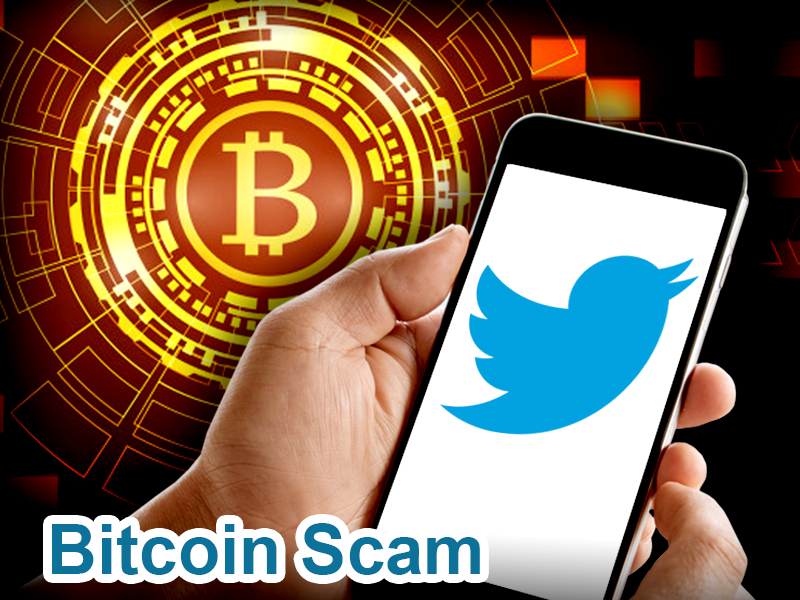 Twitter Hack Hits US's Prominent Personalities to Promote Bitcoin Scam
