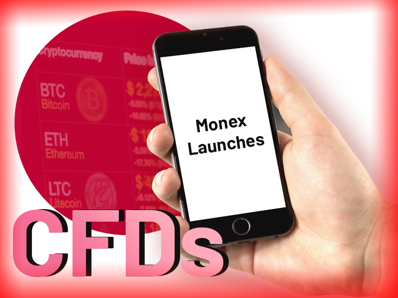 Monex Announces Launch Of CFD Services Along With 2x Leverages