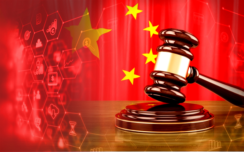 Chinese Courts Uses Electronic Seals to Secure Sealed Properties