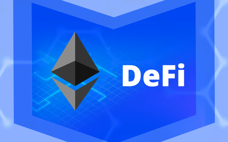 Ethereum Network Surging As DeFi Market Experience Growth