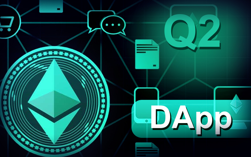 COMP Reaches ATH, Active DApp Users On Ethereum Increases In Q2