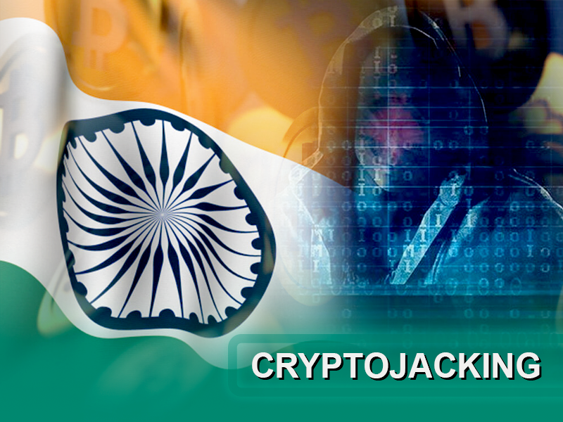 India Records 5X More CryptoJacking Attacks Than Rest of the World