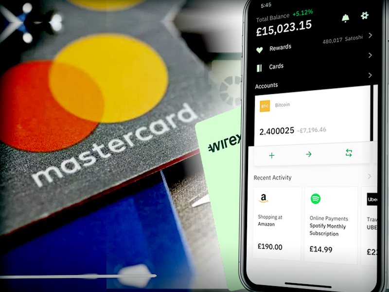 Mastercard's Growing Interest In Crypto, Allows Wirex To Offer Payment Cards