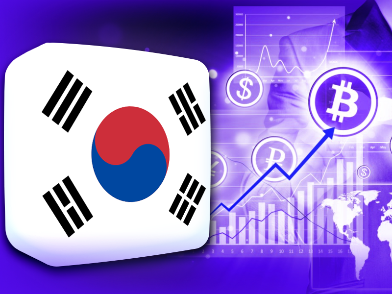 South Korea Will Charge 20% Tax on Crypto Generated Income