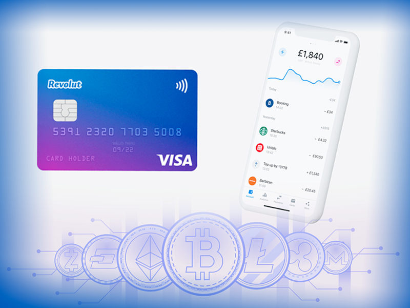 Revolut Partners With Paxos To Offer Its Crypto Services In US