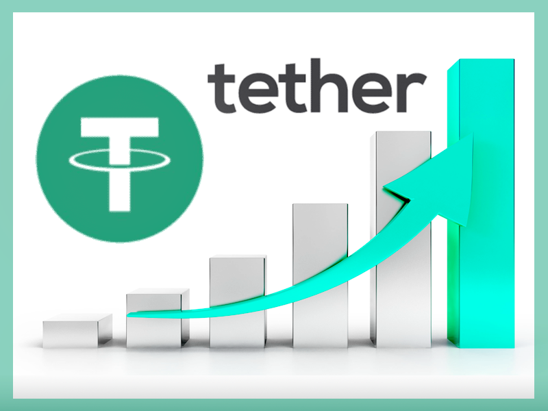 Tether's Market Capitalization Reaches Over $10 Billion