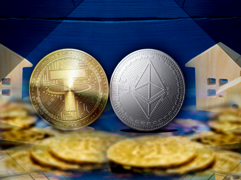 Stablecoin Helps Ethereum Surpassing Daily Settlement Value Of Bitcoin